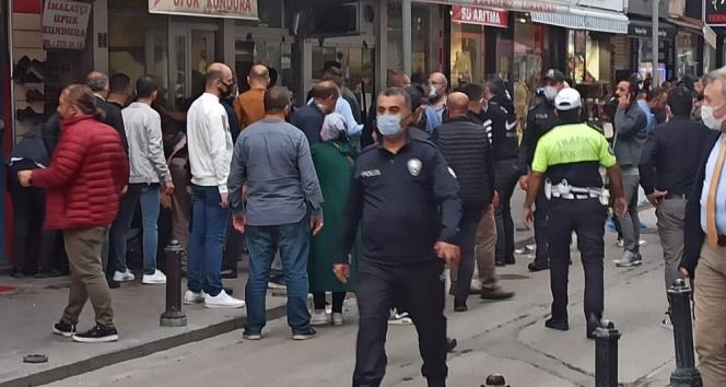 Başkentte lokantaya silahlı saldırı