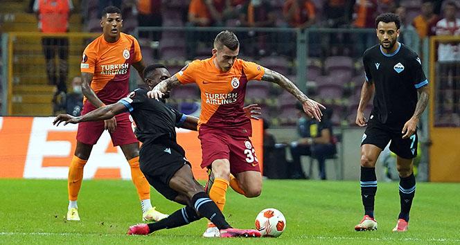 Galatasaray Avrupa Ligine galibiyetle başladı