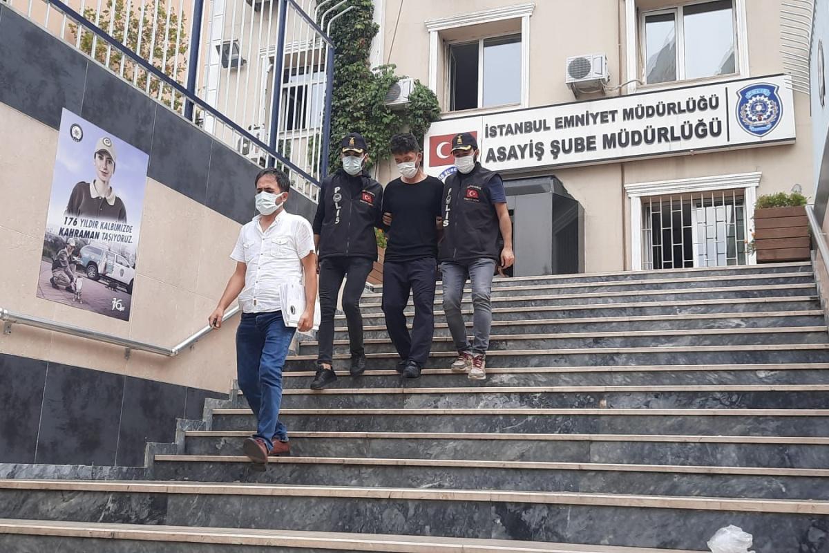 Zeytinburnu'nda eşini bıçaklayarak öldüren zanlı tutuklandı