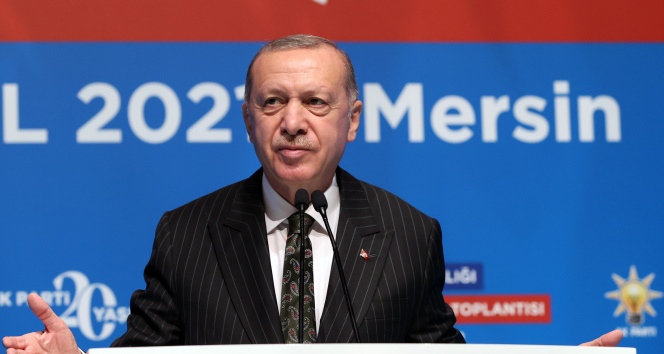 Cumhurbaşkanı Erdoğan: En temel belediye hizmetlerini yerine getiremeyen bir beceriksizlikle karşı karşıyayız