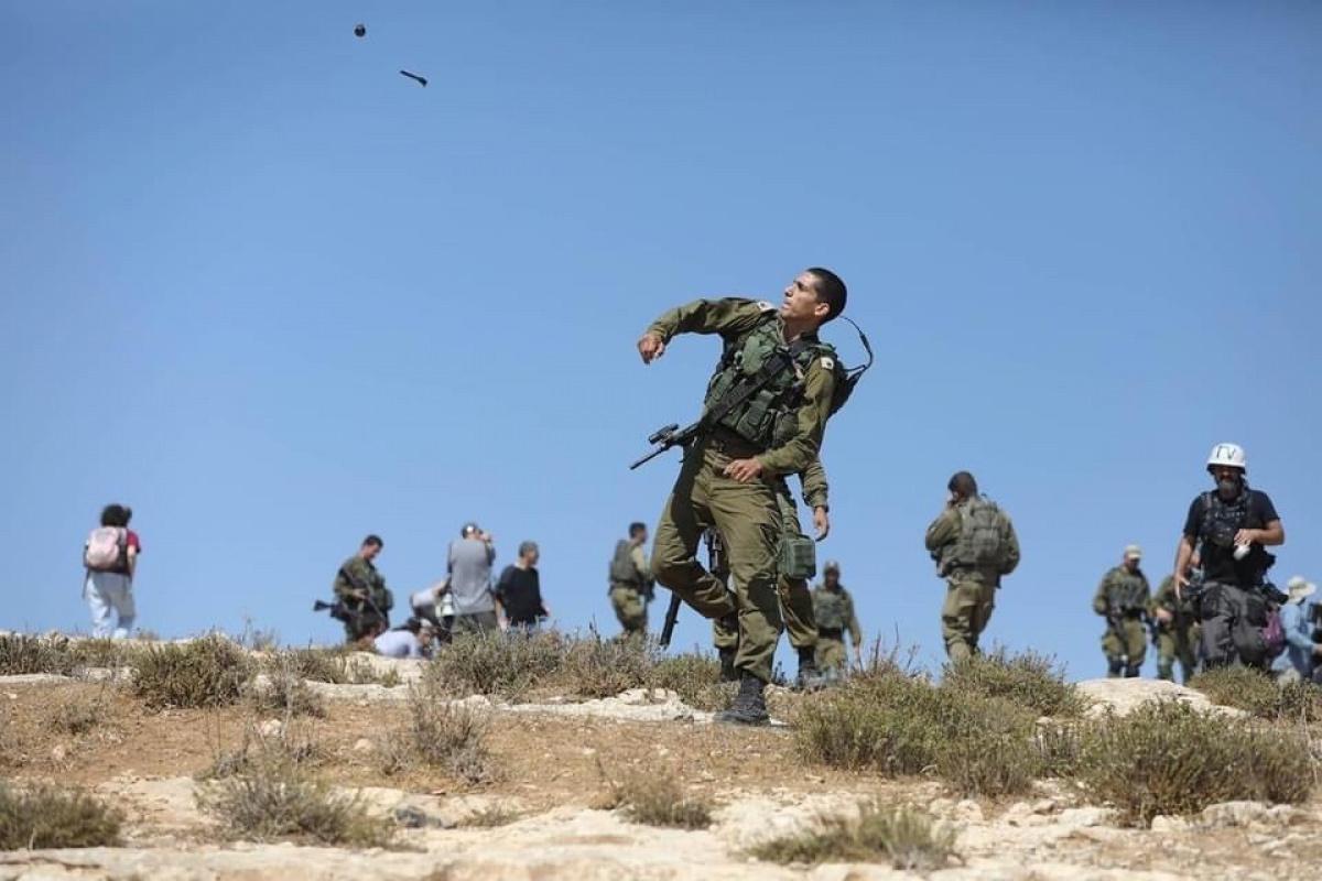 İsrail güçlerinden Filistinlere sert müdahale: 5 yaralı