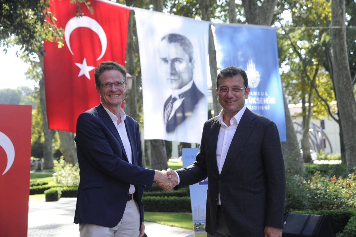 AB, Türkiye'nin dört bir yanındaki etkinliklerle Avrupa Hareketlilik Haftası'nı kutluyor