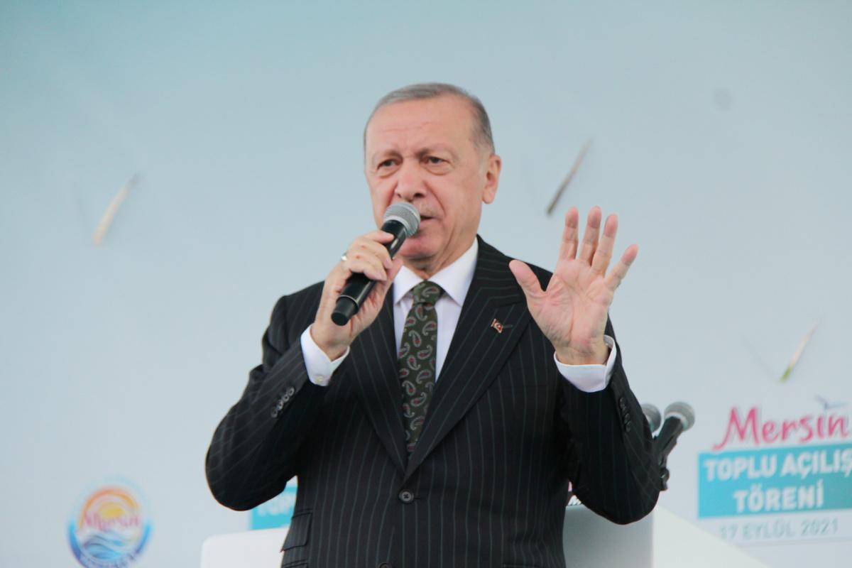 Cumhurbaşkanı Erdoğan: 'Amacımız ülkemizi ikinci üçüncü santrallere kavuşturmak'
