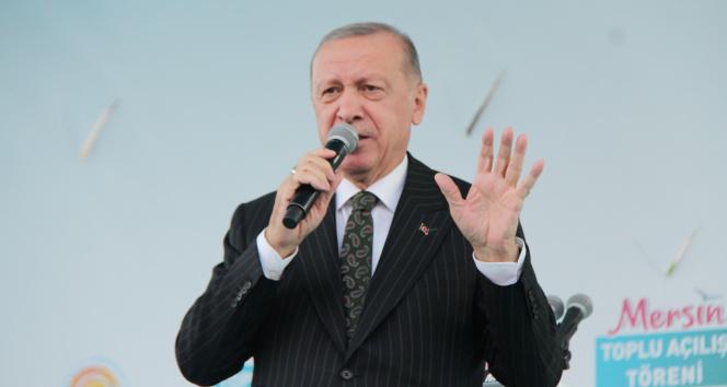 Cumhurbaşkanı Erdoğan: Amacımız ülkemizi ikinci üçüncü santrallere kavuşturmak