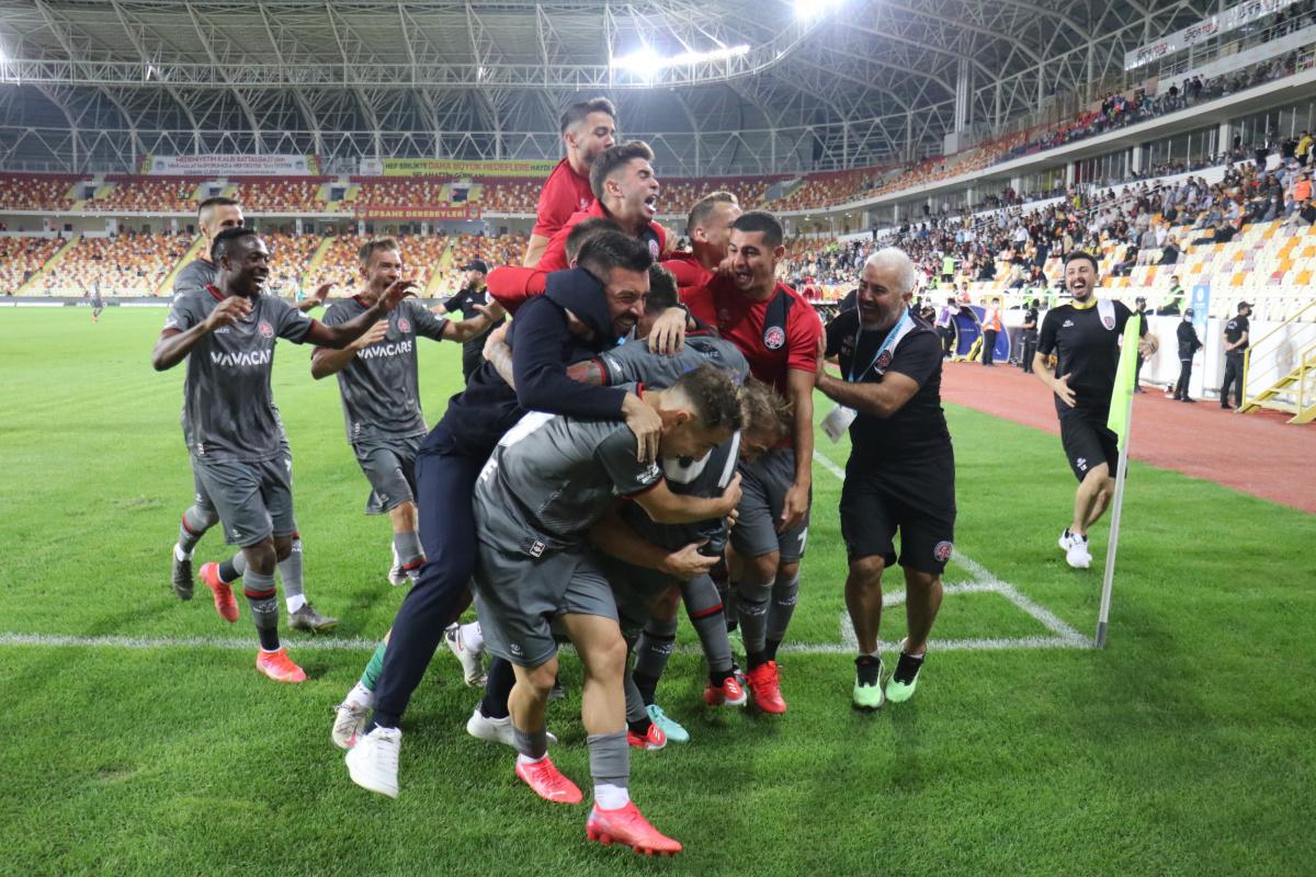 Süper Lig: Yeni Malatyaspor 3 - 4 Fatih Karagümrük