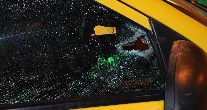 Malatyada ticari araç içerisinde silahlı saldırıya uğrayan şahıs yaralandı