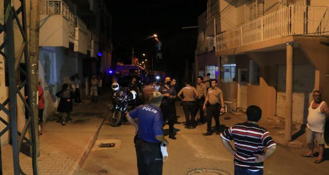 Adanada asker kınasında silahlı kavga: 1 yaralı