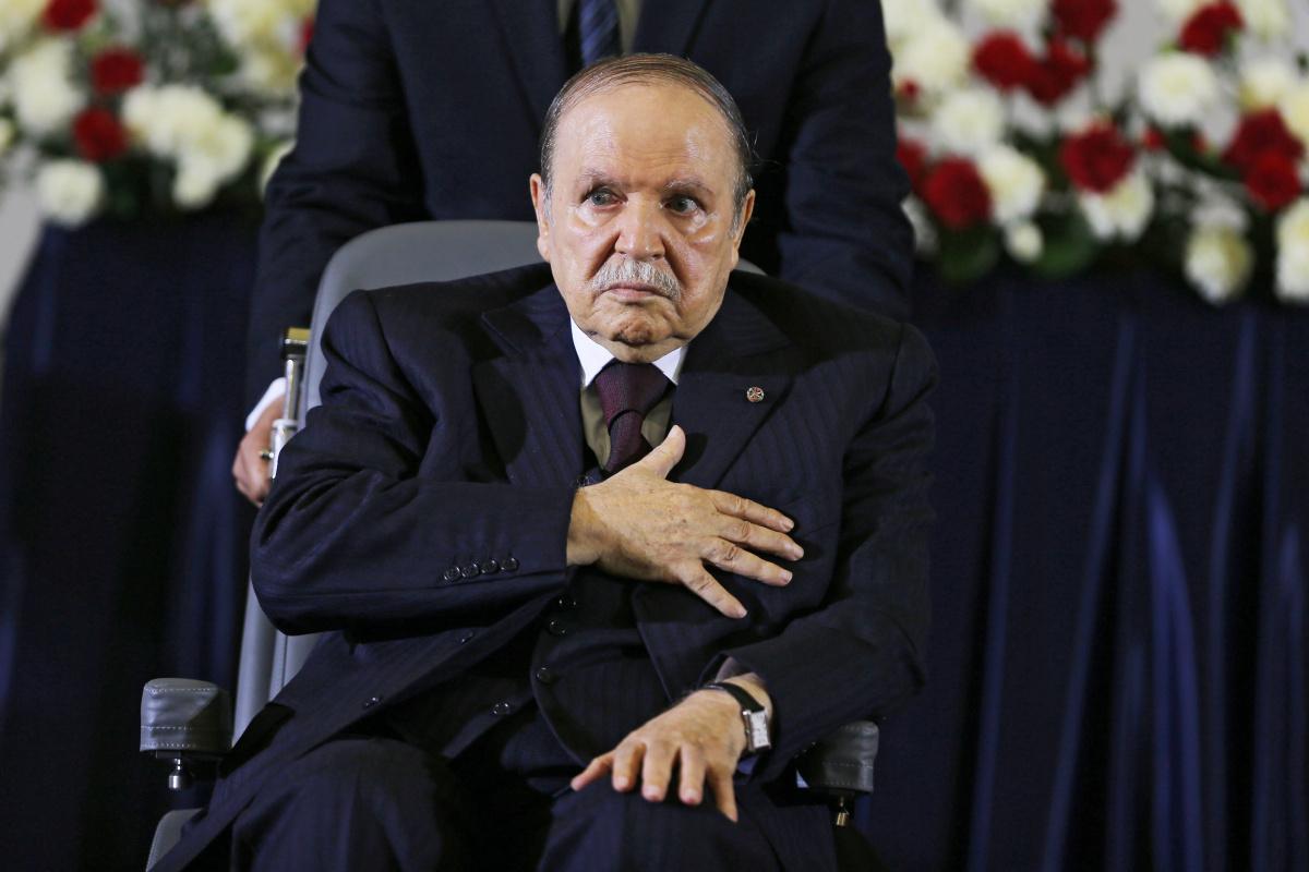 Eski Cezayir Cumhurbaşkanı Bouteflika hayatını kaybetti