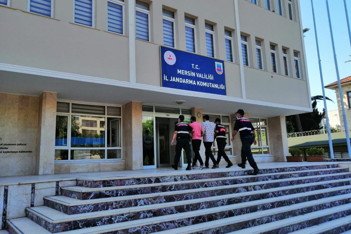 Mersin'de PKK ve DEAŞ operasyonu: 3 gözaltı