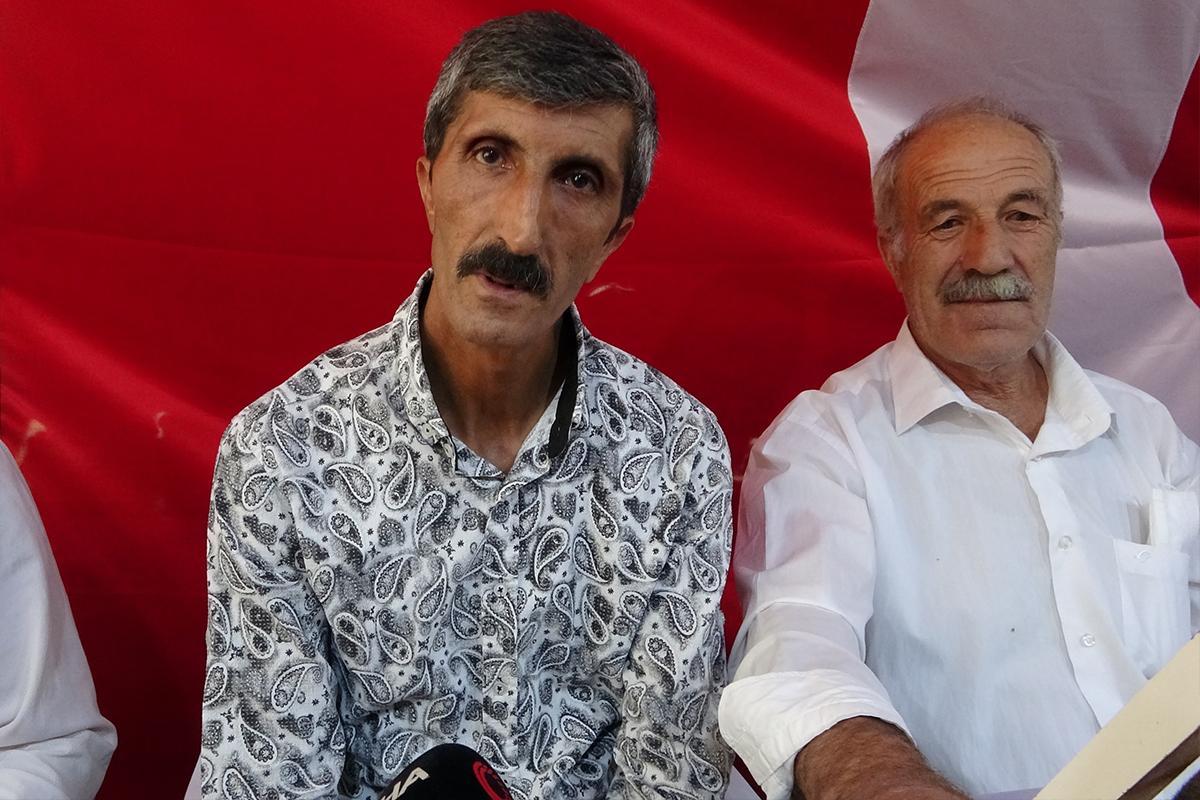Evlat hasreti çeken baba Bingöl: 'HDP o kadar delikanlıysa, Kürt partisi ise beni savunsun'