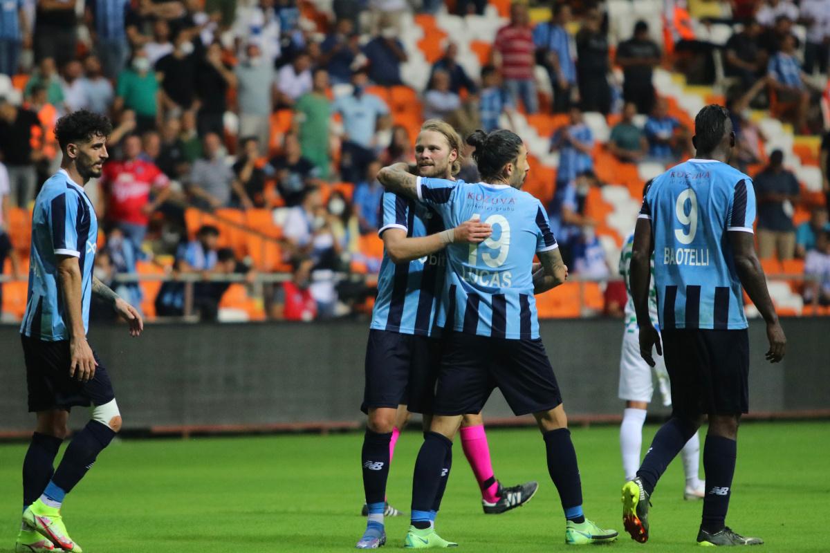 Süper Lig: Adana Demirspor 2 - 0 Çaykur Rizespor