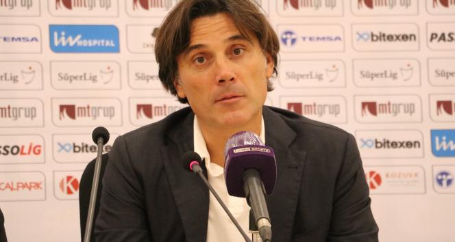 Vincenzo Montella: Daha fazla gol atabilirdik