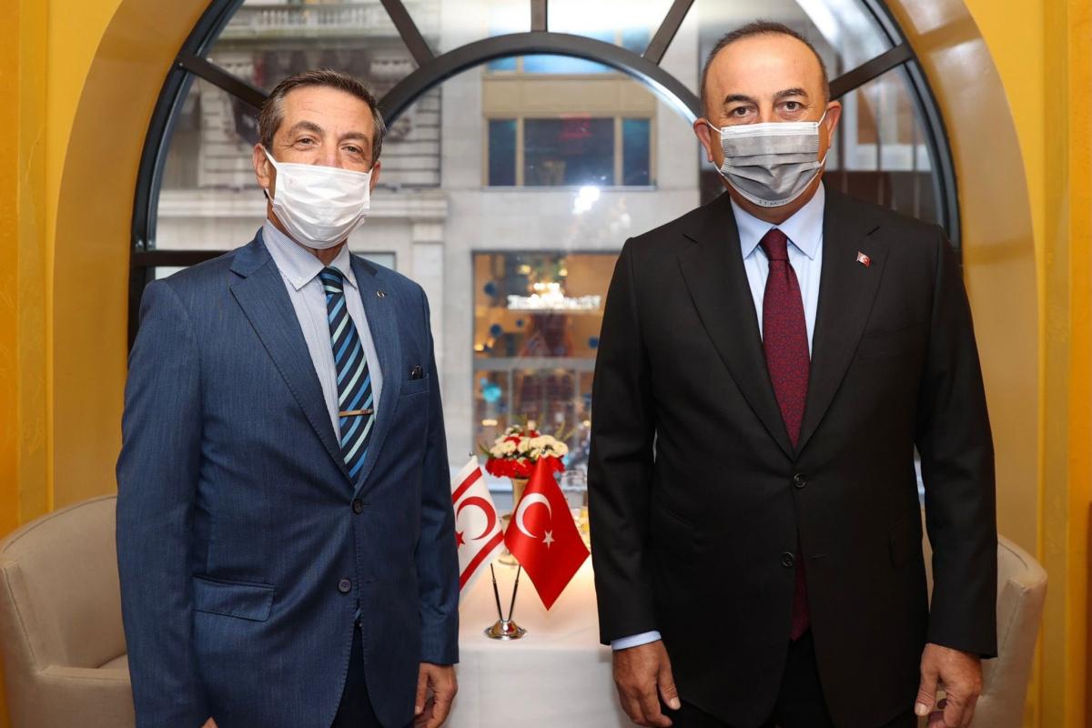 Dışişleri Bakanı Çavuşoğlu'ndan bir dizi önemli görüşmeler