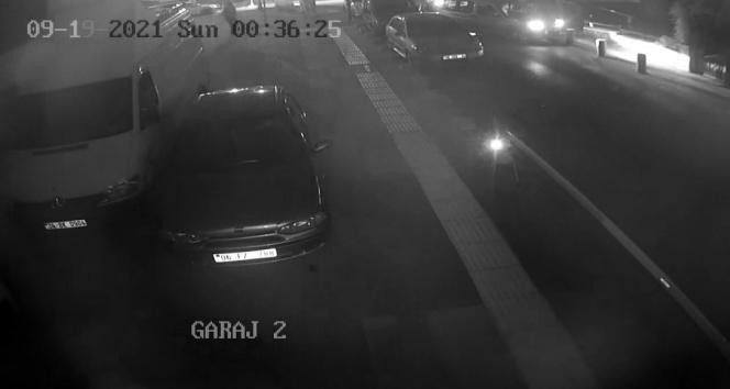 Alkollü sürücü sokağı birbirine kattı