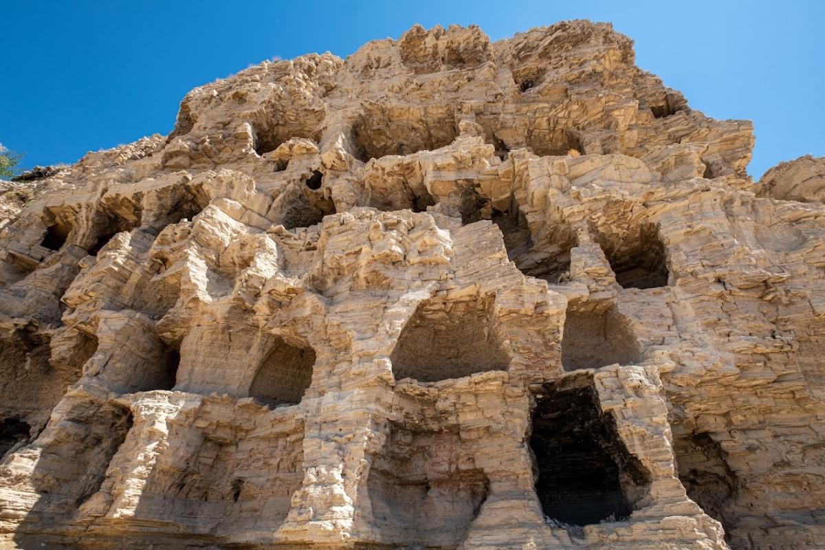 Binlerce yıllık apartman keşfedilmeyi bekliyor