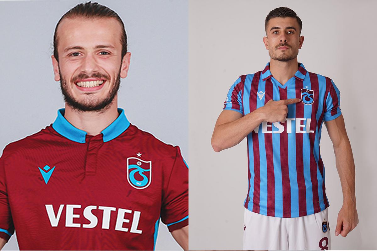 Trabzonspor'dan Abdulkadir Parmak ve Dorukhan Toköz açıklaması