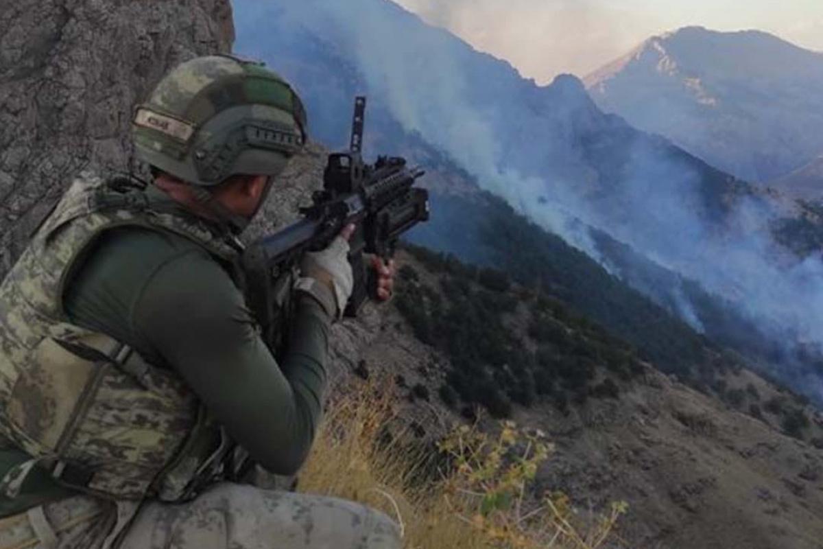 Bitlis'teki 4 teröristin etkisiz hale getirildiği operasyon başarıyla sonuçlandı
