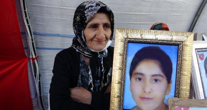 Evlat hasreti çeken anne HDP ve PKKya isyan etti
