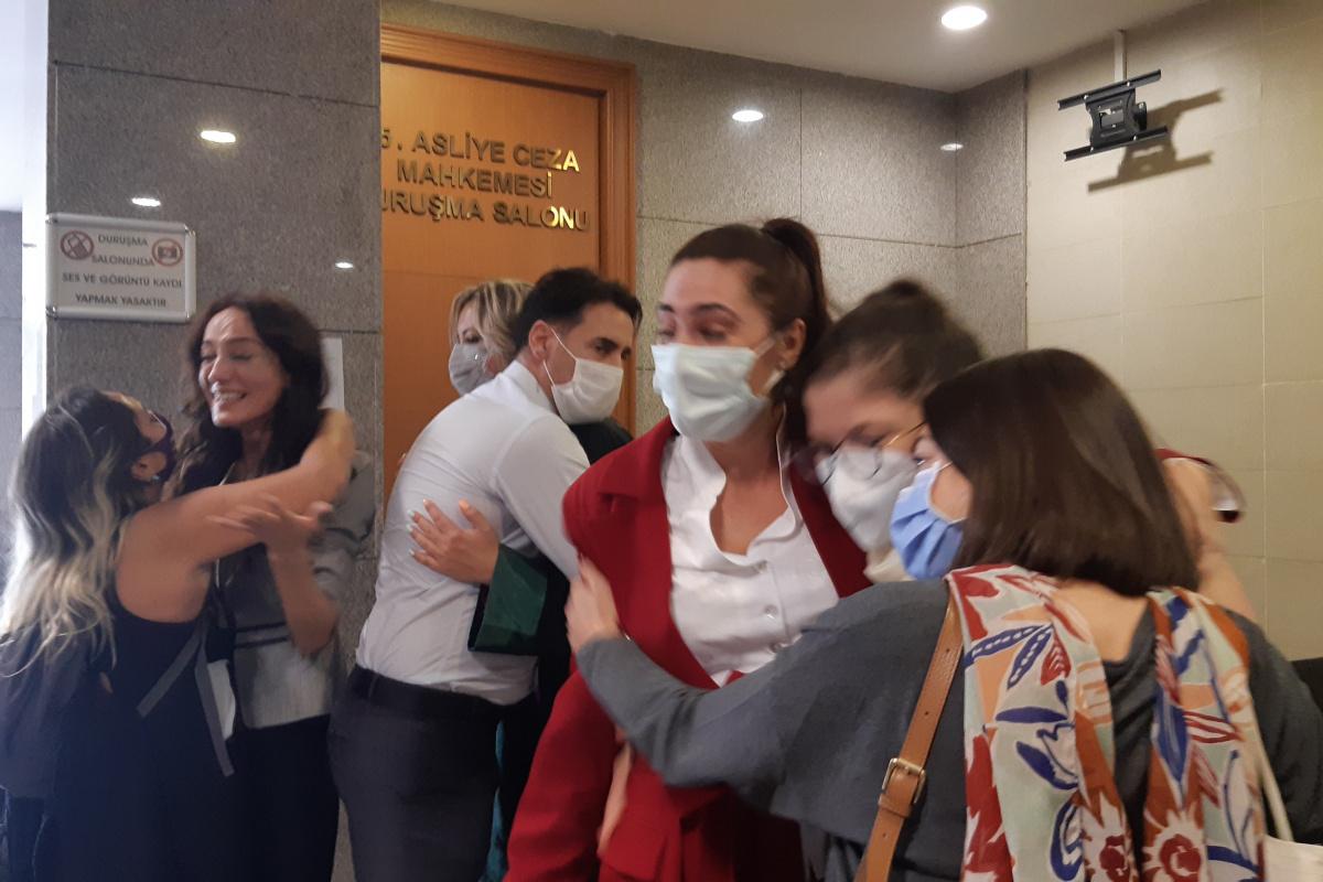 İstanbul Şehir Tiyatroları oyuncusuna cinsel saldırıdan hapis cezası