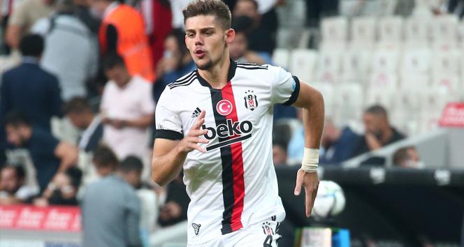 Monteronun Süper Ligdeki ilk gol sevinci!