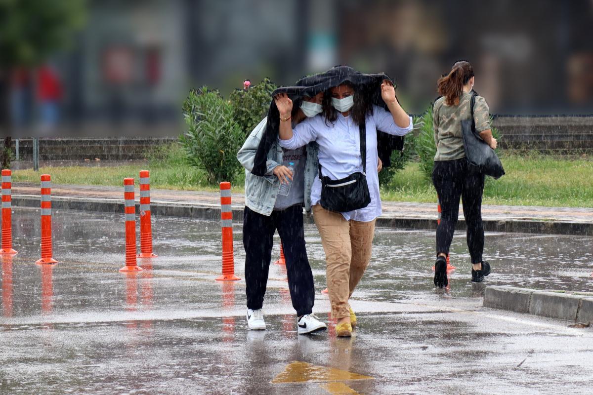 Doğu Anadolu'da sağanak yağış bekleniyor