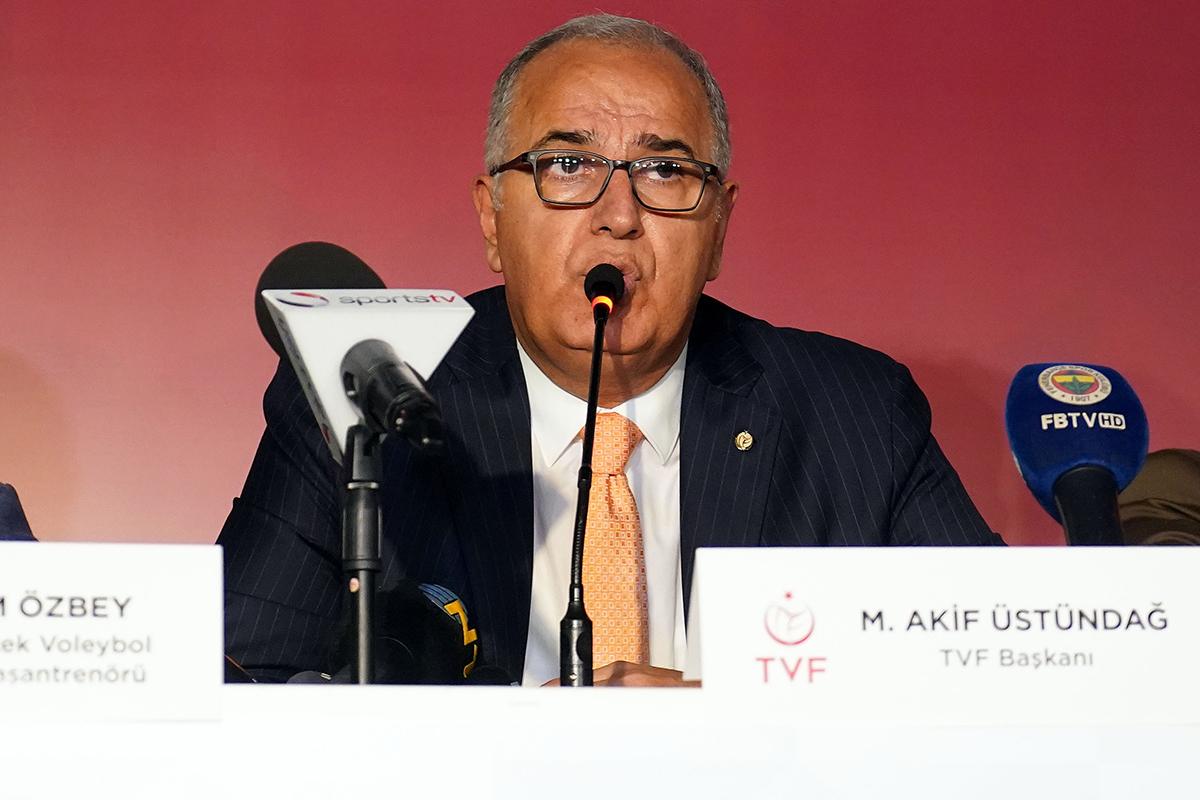 Mehmet Akif Üstündağ: 'Genel kurul layık görürse, 1 dönem daha devam edeceğiz'