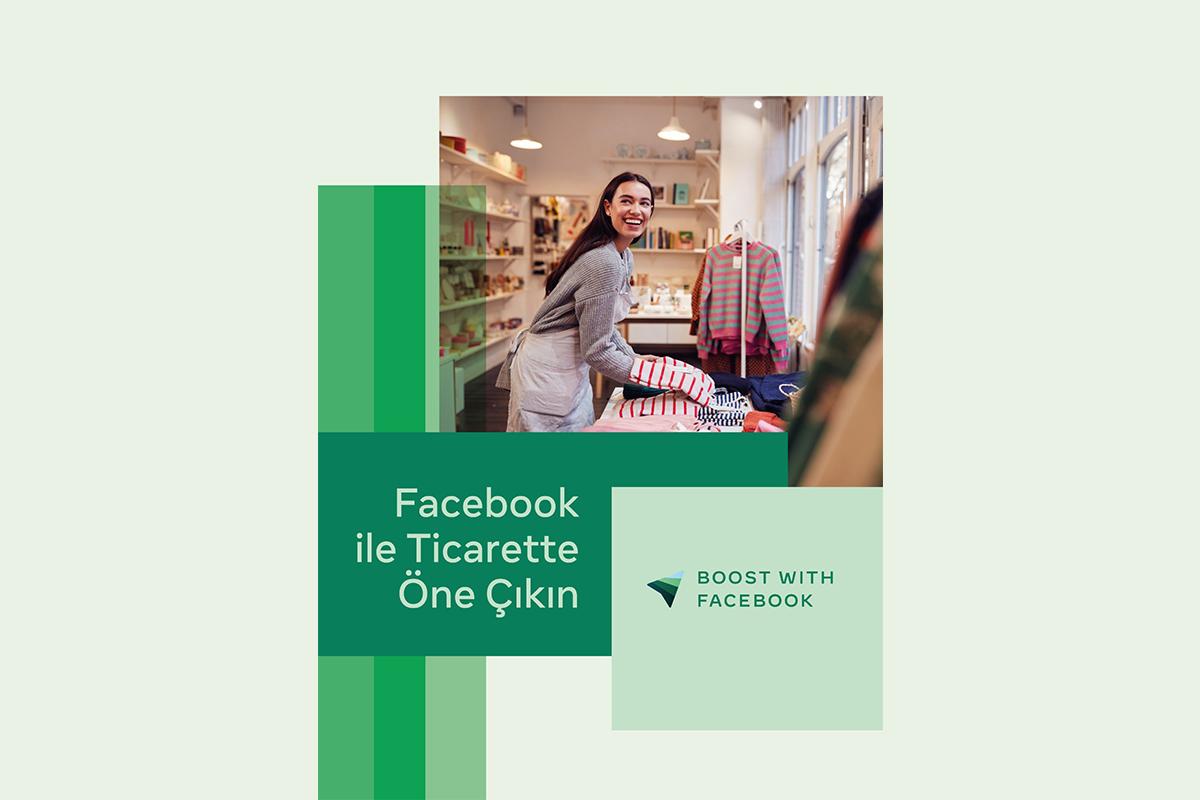 'Facebook ile Ticarette Öne Çıkın' programı Türkiye'de başladı