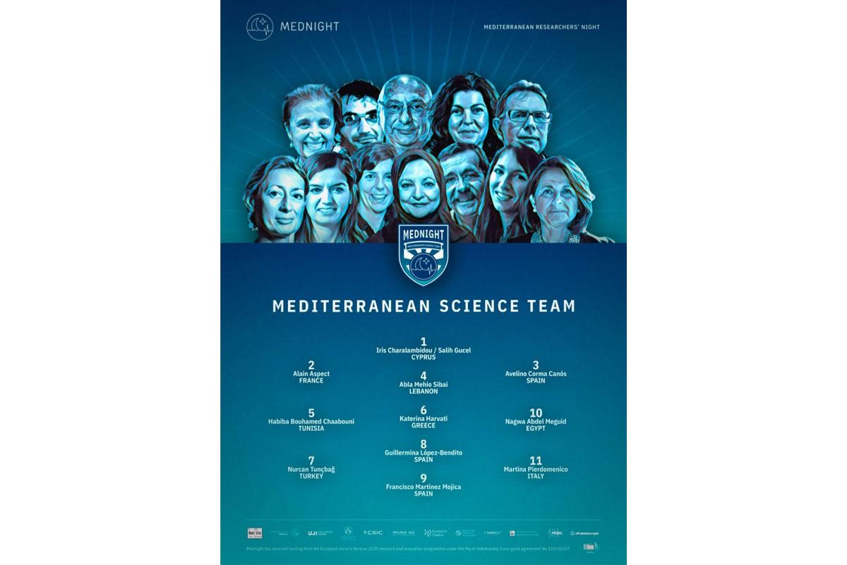 Yakın Doğu Üniversitesi'nden Prof. Dr. Salih Gücel, Akdeniz Bilim Ekibi üyeliğine seçildi