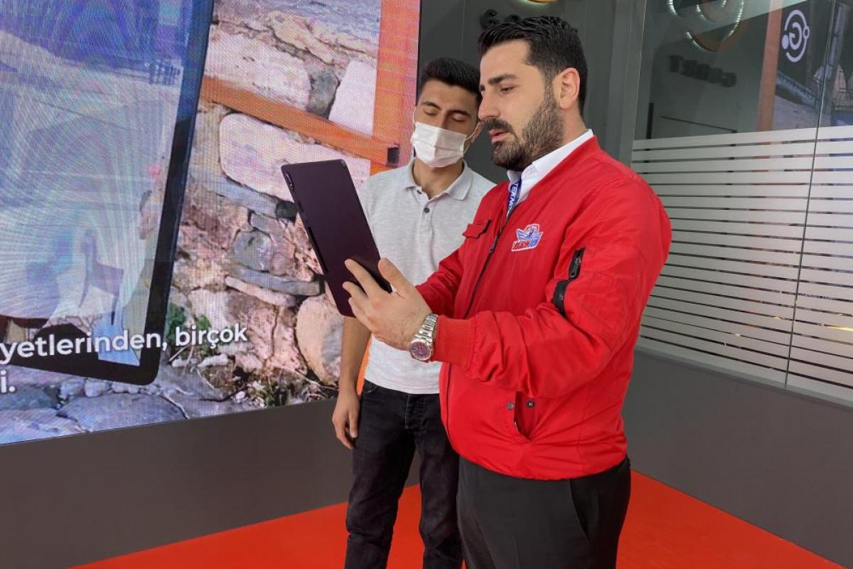 Sanal Evliya Çelebi ile Türkiye turu
