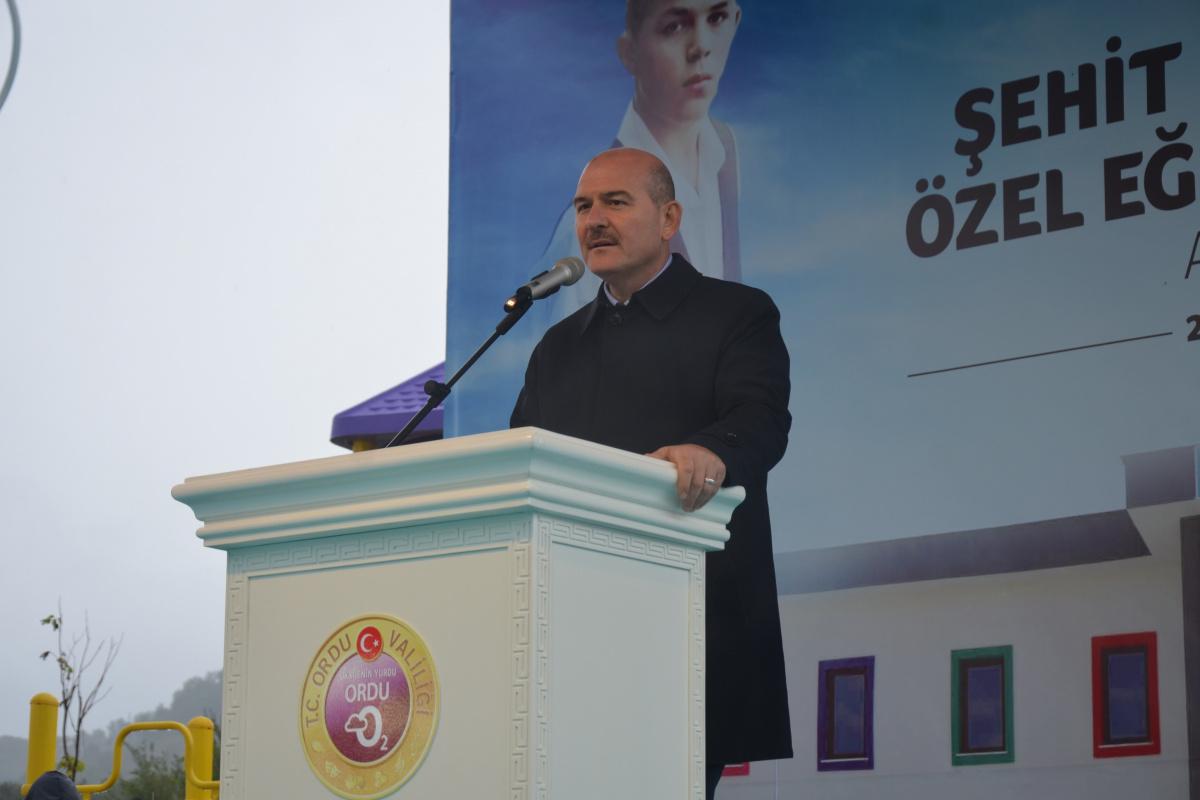 Bakan Soylu: 'Uyuşturucu ile mücadelede yılbaşından itibaren 148 bin 585 operasyon yapıldı'