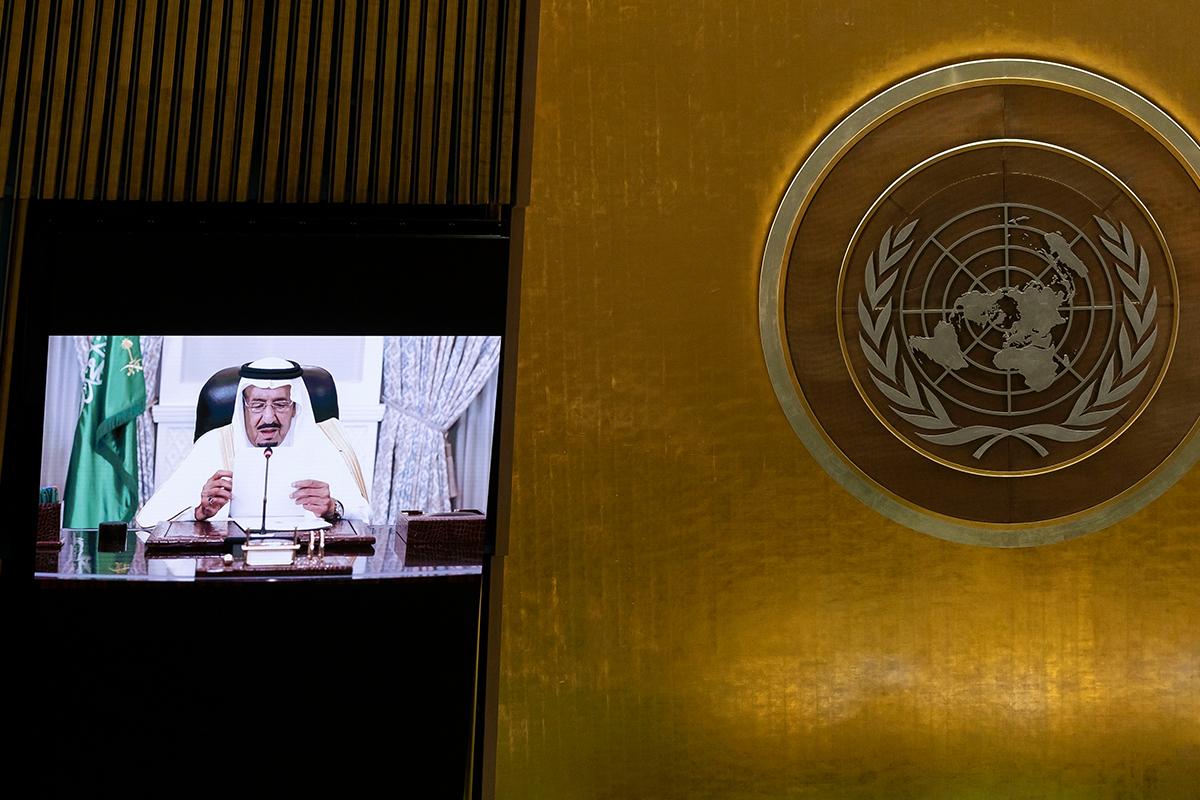 Suudi Arabistan, İran'ın nükleer silaha sahip olmasını önleme çabalarını destekliyor