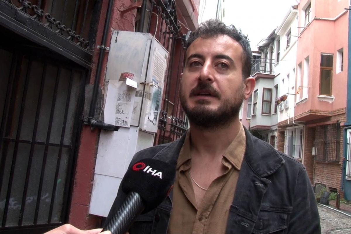 Balat'ta silahlı saldırıya uğrayan Esen Kaya yaşadığı dehşeti anlattı