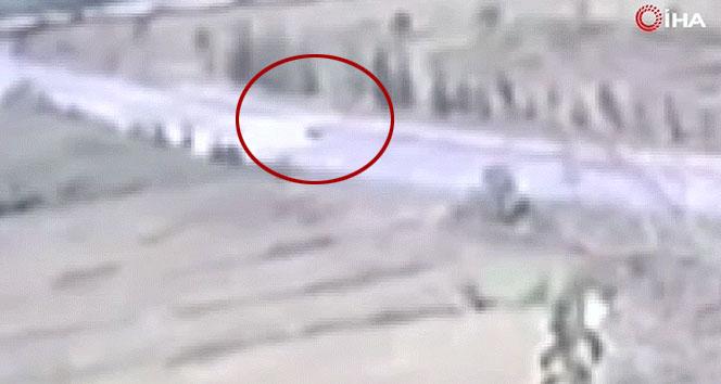 Bartında üç kişinin hayatını kaybettiği kaza kamerada