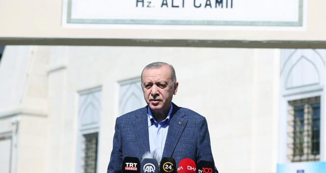 Cumhurbaşkanı Erdoğan: İki NATO ülkesi olarak bizim çok daha farklı bir konumda olmamız gerekir