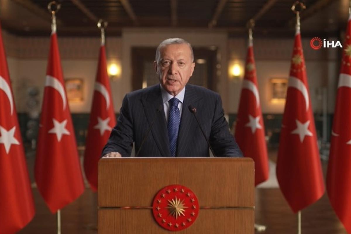 Cumhurbaşkanı Erdoğan'dan BM Enerji Diyaloğu Toplantısı'na video mesaj