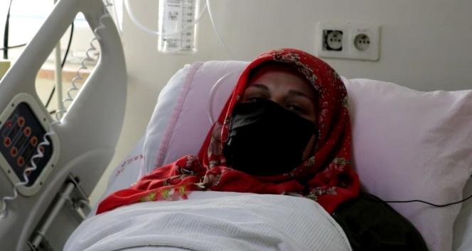 Hamileyken korona virüse yakalandı, aşı pişmanlığını bu sözlerle anlattı