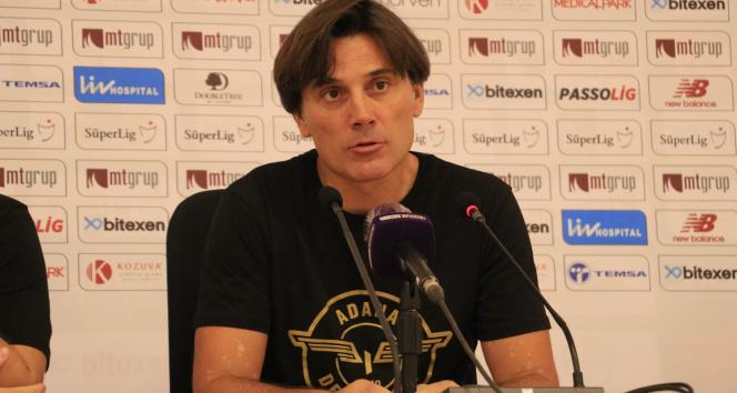 Vincenzo Montella: Sonuç için çok çok mutluyum