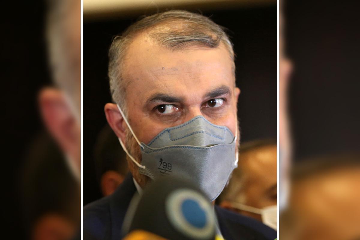İran Dışişleri Bakanı Abdullahiyan: 'Kendimizi nükleer müzakerelere mahkum etmeyeceğiz'