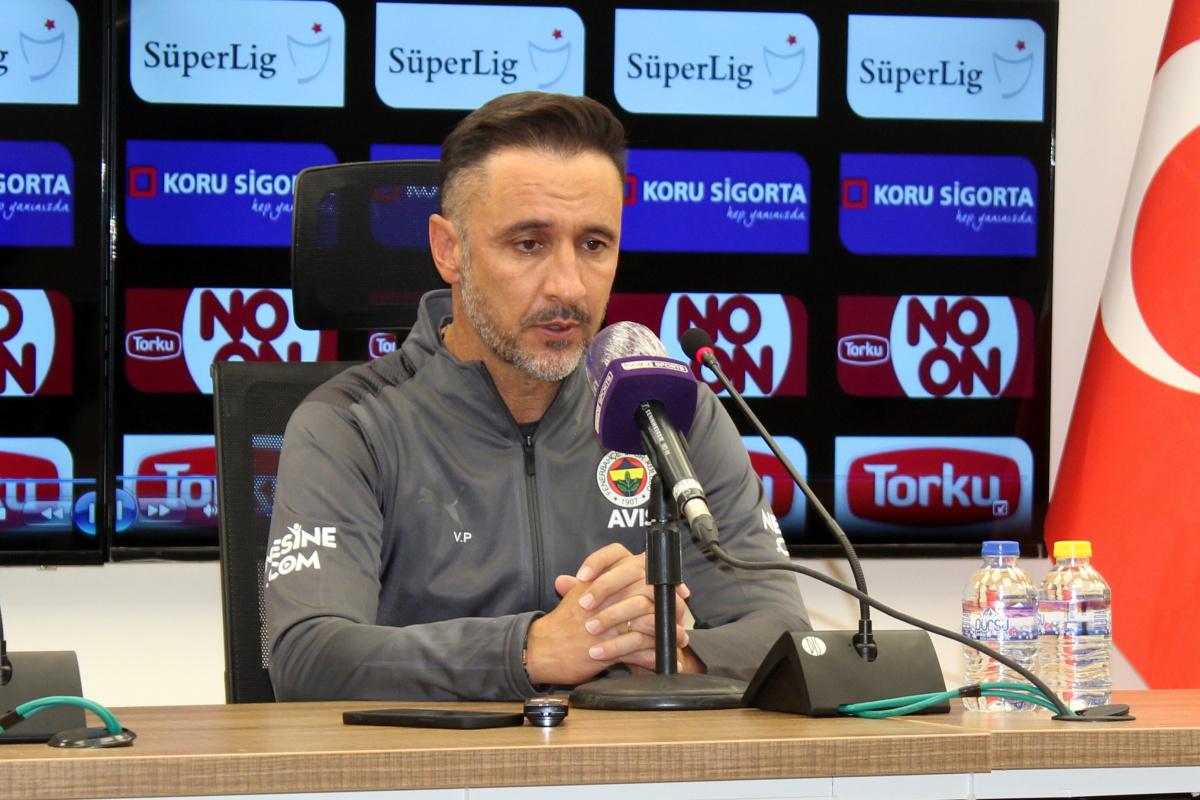 Pereira: 'İstediklerimizi sahada gerçekleştirebildik'