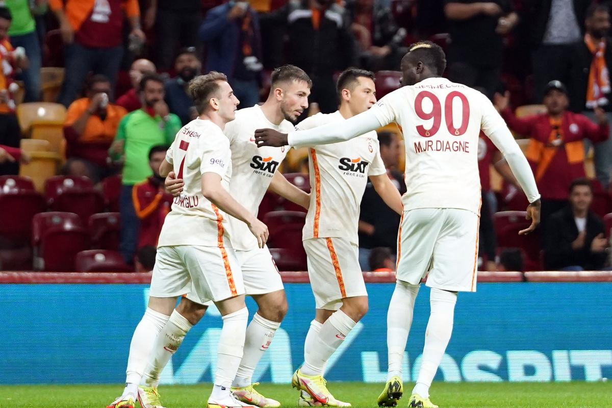 Halil Dervişoğlu'nun bu sezon ilk golü