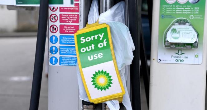 BPnin akaryakıt istasyonlarının 3te 1inde yakıt tükendi