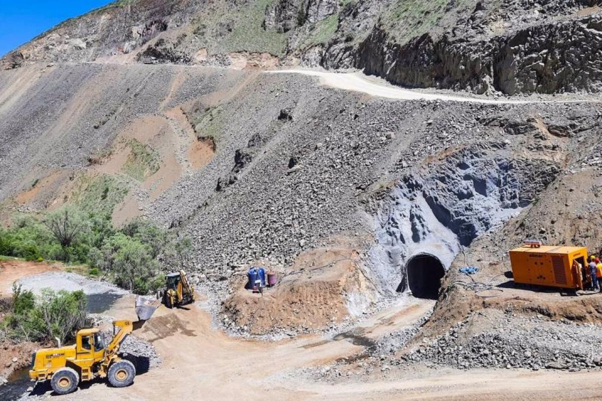 Ballı Barajı tamamlandığında 11 bin dekar araziyi sulayacak