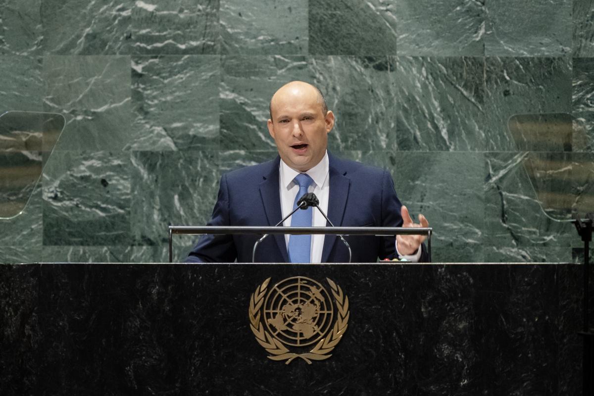 İsrail Başbakanı Bennett: 'İran nükleer programında tüm kırmızı çizgileri aştı'