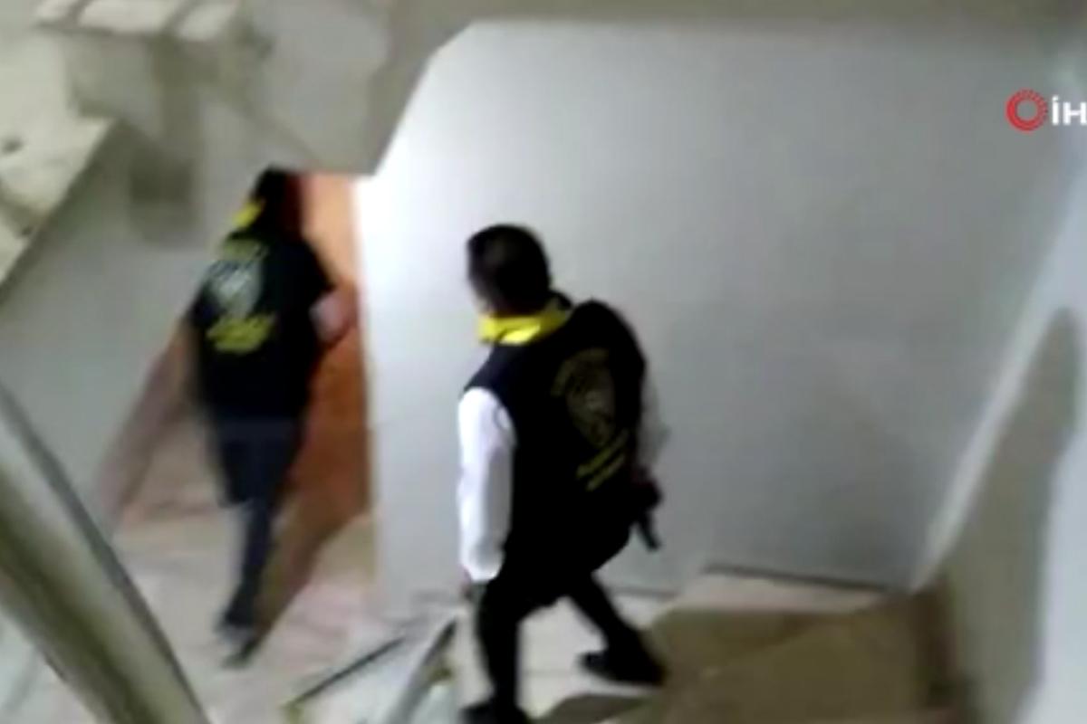 Esenyurt'ta rehine kurtarma operasyonu: 13 Pakistanlı kurtarıldı