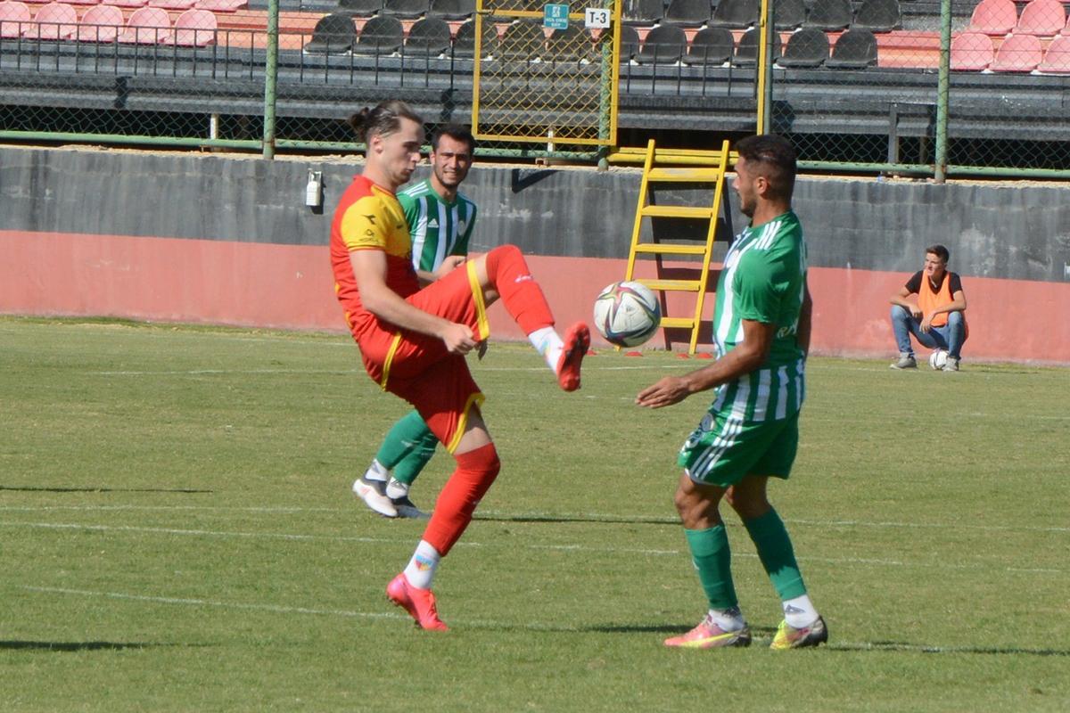 Kızılcabölükspor, Ziraat Türkiye Kupası'na veda etti