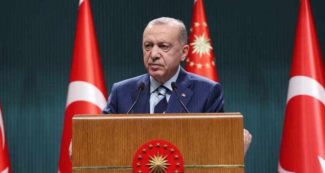 Cumhurbaşkanı Erdoğan, Küresel Kovid-19 Zirvesine videomesaj gönderdi