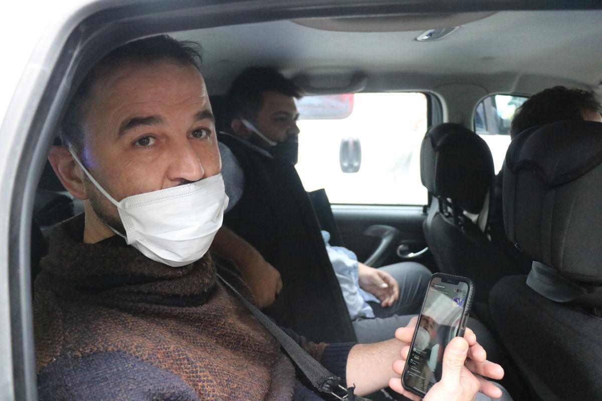 Murat Özdemir ikinci kez gözaltına alındı