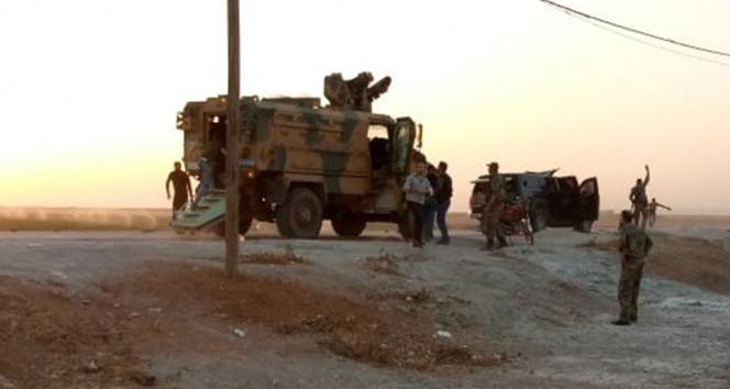İçişleri Bakanlığı: Azezde 1 polis şehit, 3 özel harekat polisi yaralı