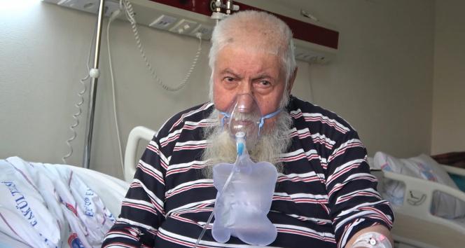 92 yaşındaki Yaşar Güldüren: Aşı olduk, kurtulduk