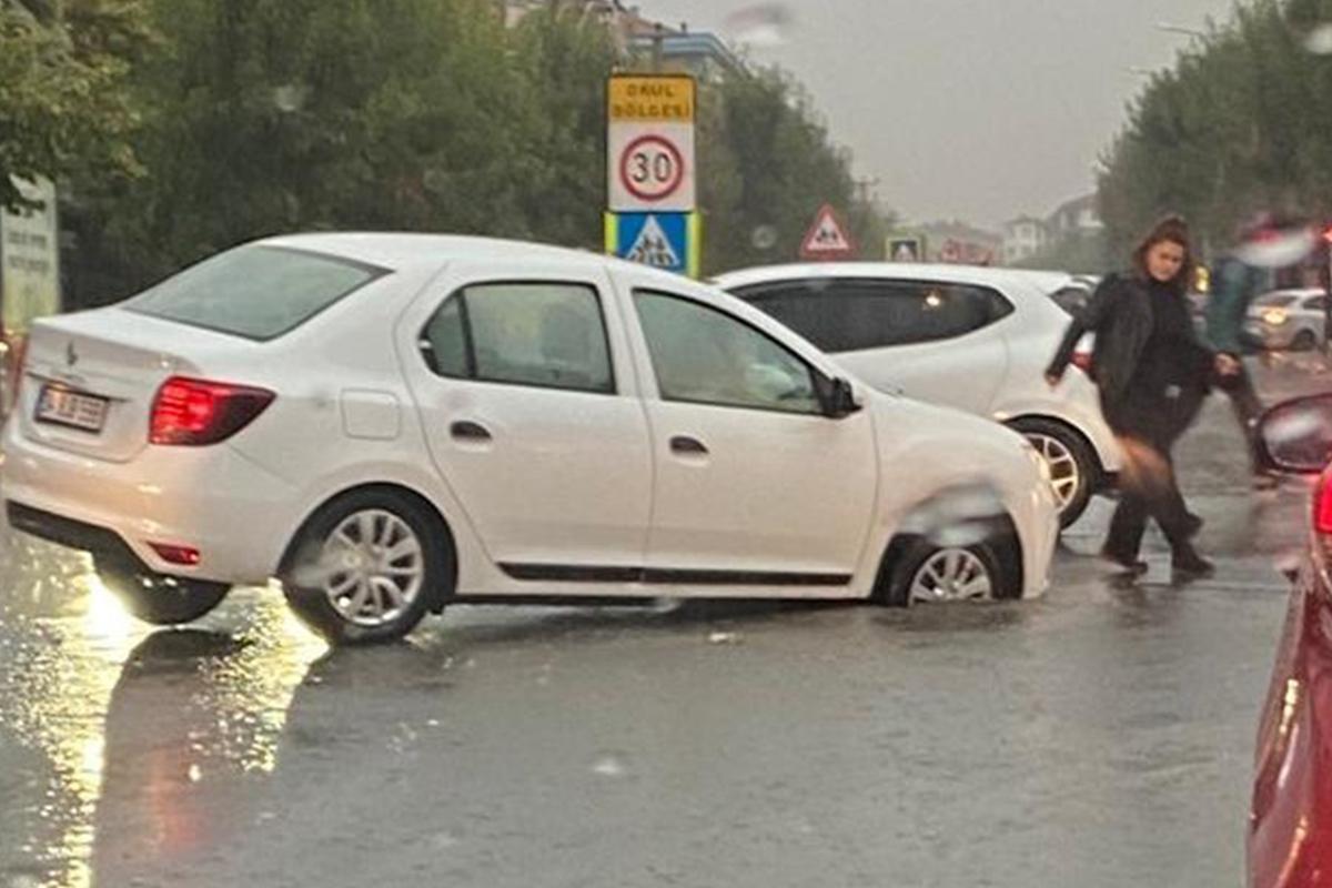 Trakya'yı sel aldı: Edirne ve Tekirdağ'da sonra yağış Kırklareli'ni de vurdu